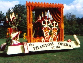 1995 - Sagen en Legenden - The Phantom of the Opera